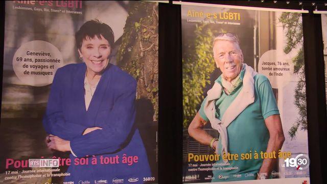 Genève se mobilise contre l'homophobie alors qu'un conseiller d'Etat genevois élu a été victime de propos homophobes [RTS]