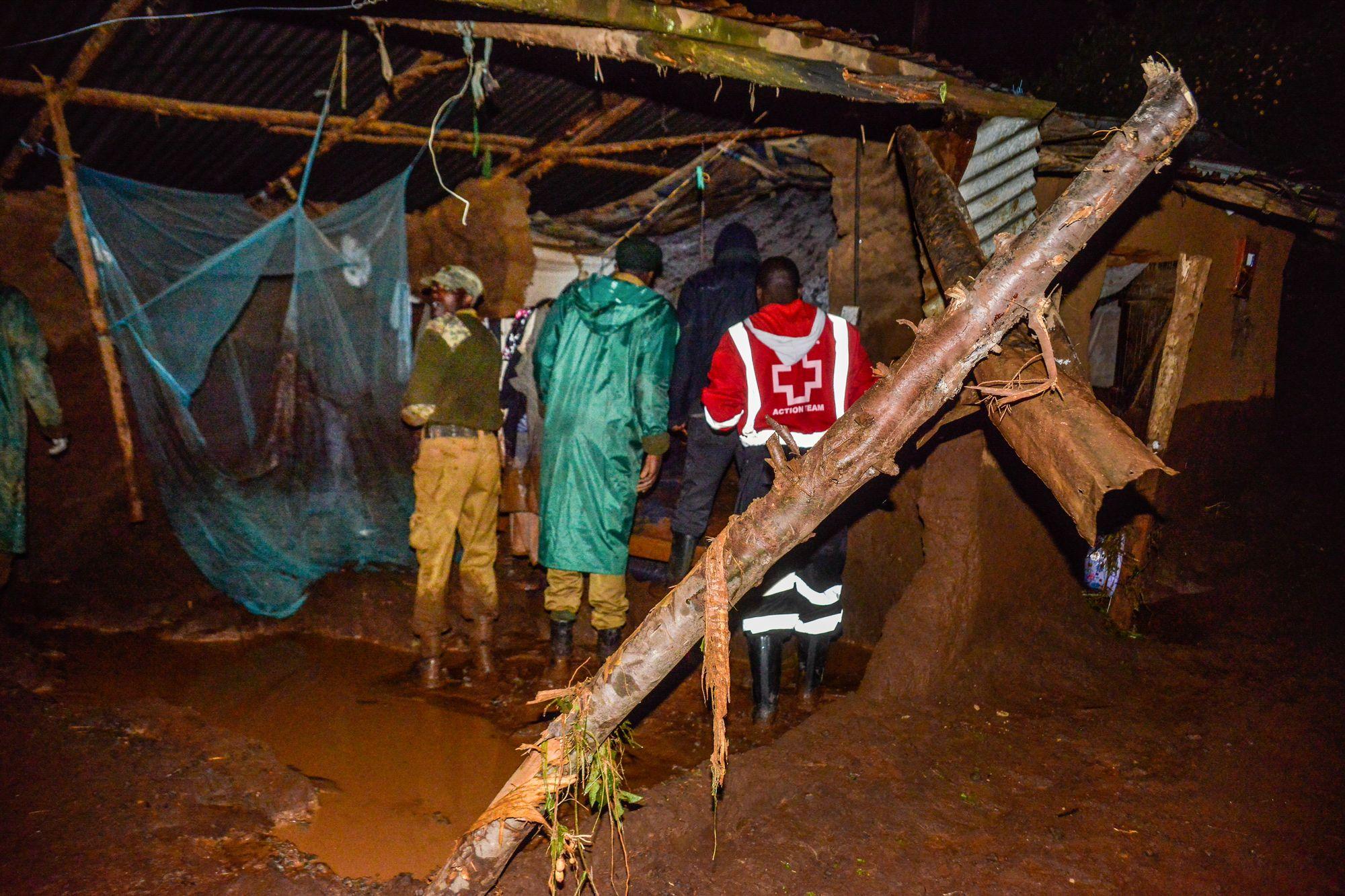 La rupture d'un barrage fait au moins 20 morts — Kenya