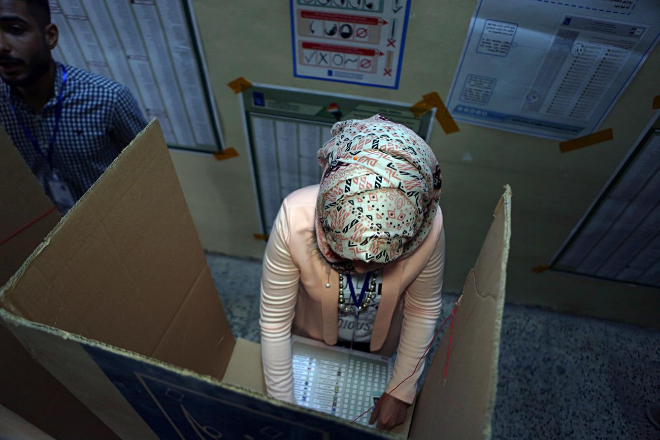 En Irak, premières élections législatives depuis la chute de Daech