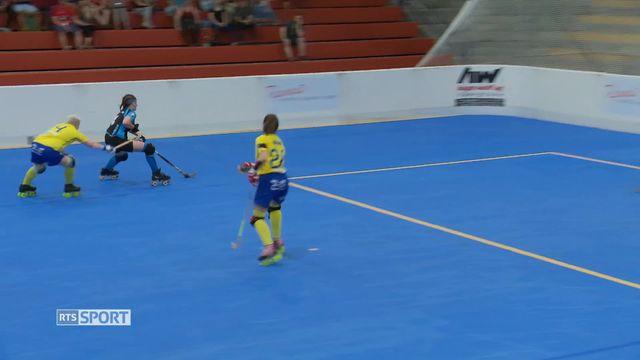 Rink Hockey - LNA (finale): Uri - Montreux (4-3) [RTS]