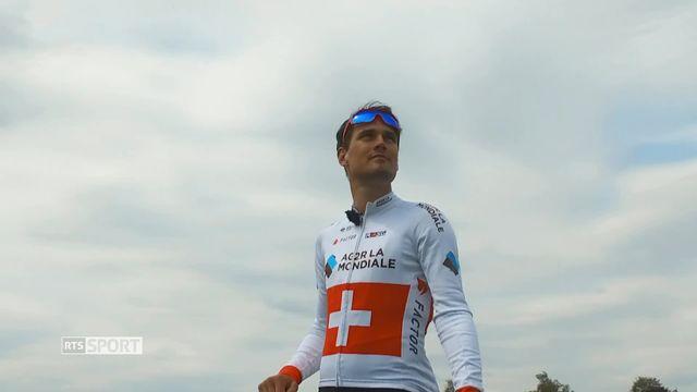 Cyclisme: Silvan Dillier peut se montrer ambitieux [RTS]
