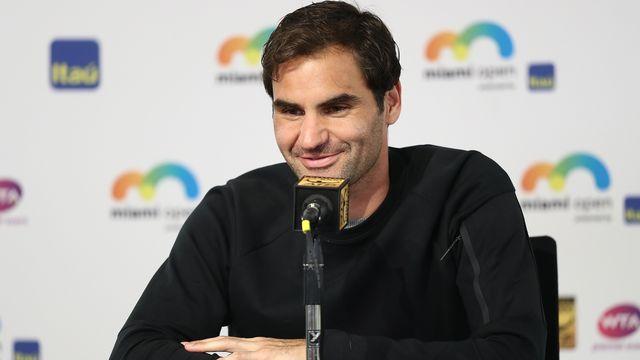 Federer doit retrouver la compétition mi-juin à Halle. [Matthew Stockman - AFP]