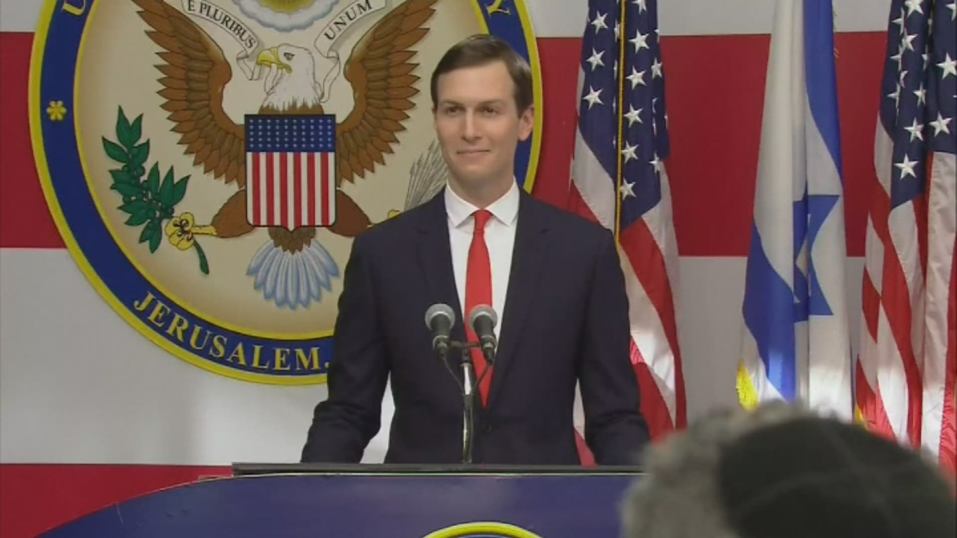 Jared Kushner critique l'Iran
