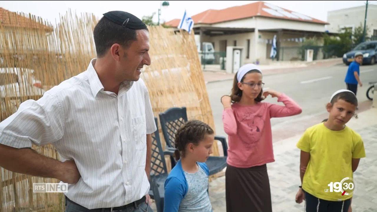 Israël: sur les traces des juifs suisses expatriés [RTS]