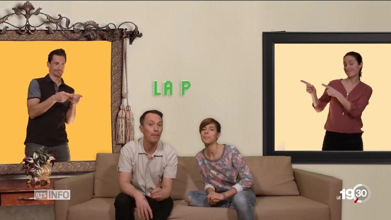 Sexualité: des vidéos en langage des signes pour rendre la prévention accessible [RTS]