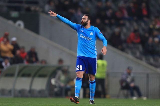 Le défenseur de Marseille Adil Rami a déjà remporté l'Europa League en 2016 avec Séville. [Luis Vieira - Keystone]