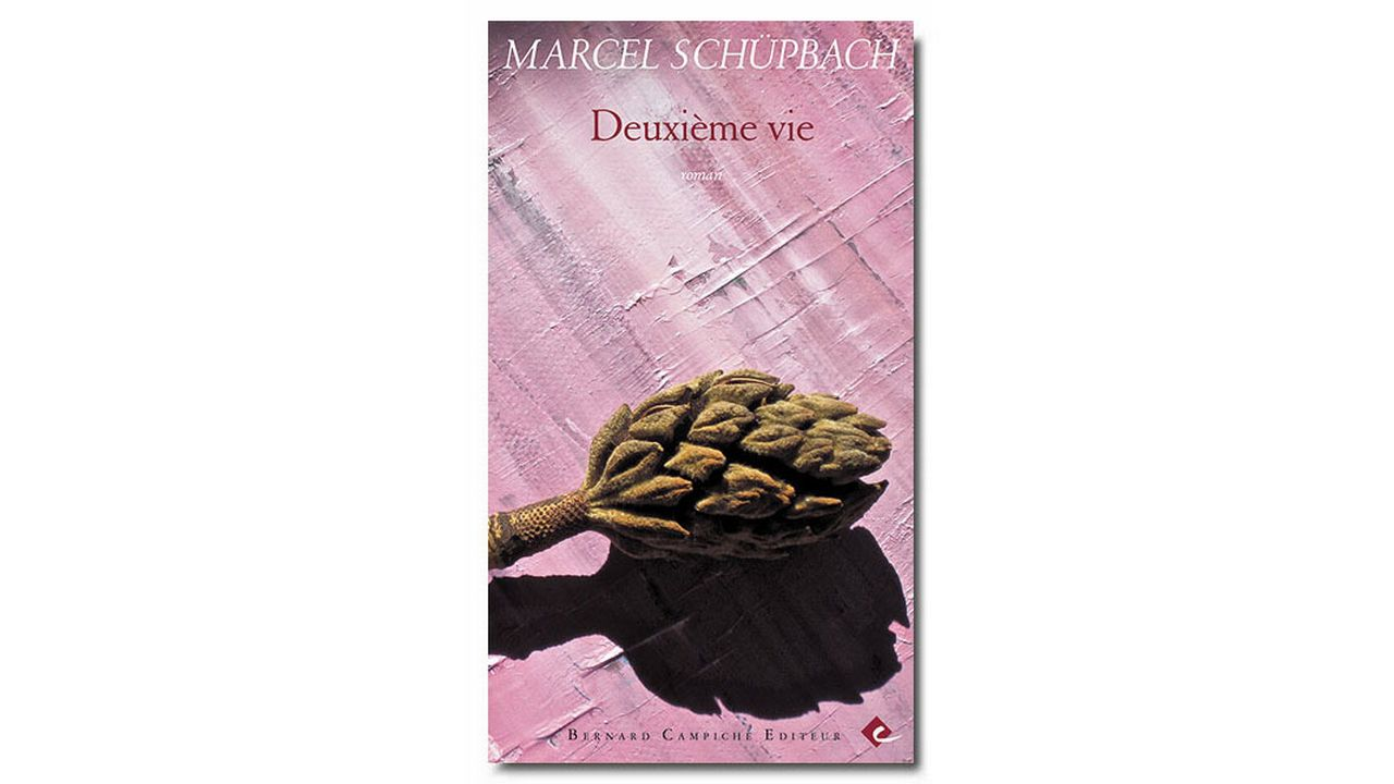 """La couverture du livre """"Deuxième vie"""" de Marcel Schüpbach. [Bernard Campiche Editeur]"""