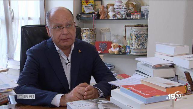 Genève: procédure pénale ouverte contre Pierre Maudet après un voyage privé [RTS]