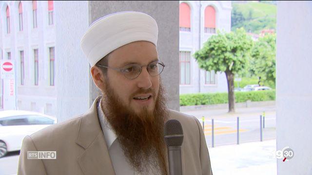 Trois membres du Conseil central islamique suisse face au tribunal pénal fédéral [RTS]