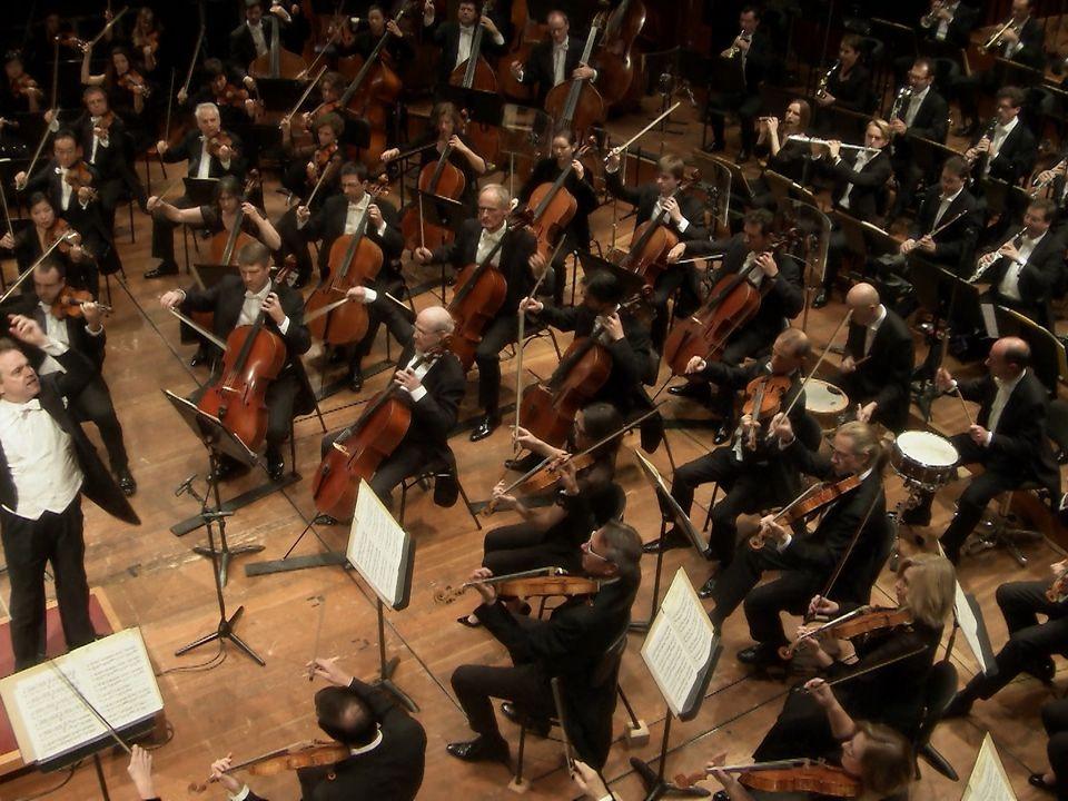 L'Orchestre de la Suisse romande fête un siècle d'existence. [RTS]