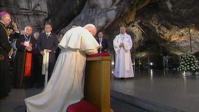 En communion avec le pape [RTS]
