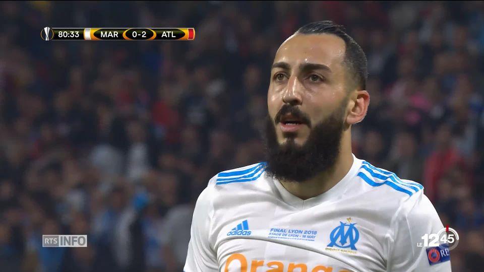 Football: l'Olympique de Marseille échoue en finale de l'Europa League [RTS]