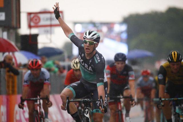 L'Irlandais a décroché un 2e succès sur ce Giro 2018. [Luk Benies  - AFP]