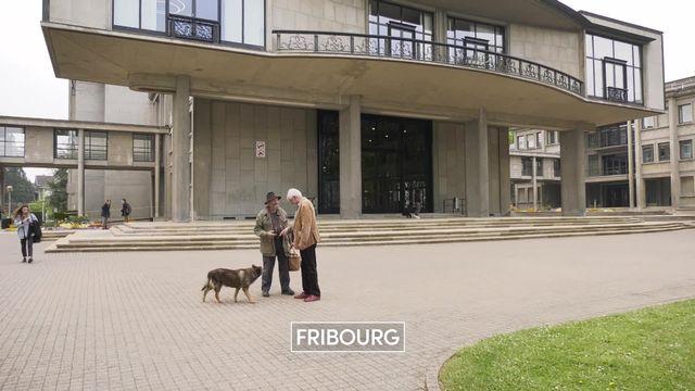 50 ans de Mai 68: répercussions sur l'université de Fribourg [RTS]