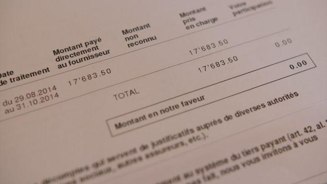 Cancer au quotidien : Le coût des traitements [RTS]