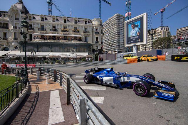 F1 GP de Monaco Essais Qualificatifs [VALDRIN XHEMAJ - Keystone]