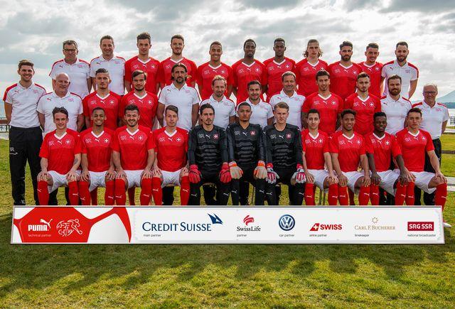U21 messieurs, Suisse - France, Match de test [Peter Schneider - Keystone]
