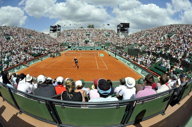 Tennis: Grand Slam Roland Garros Jour 1l (Paris) [HORACIO VILLALOBOS - Keystone]