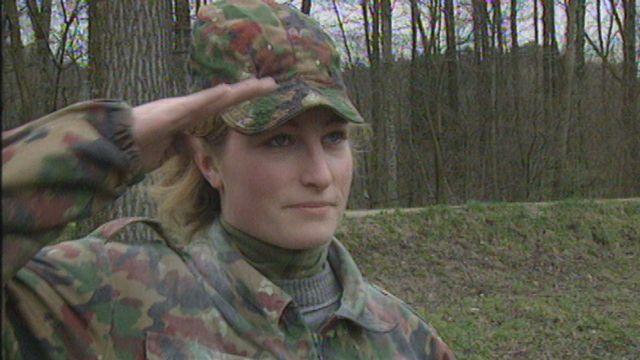 Anouck, soldate [RTS]