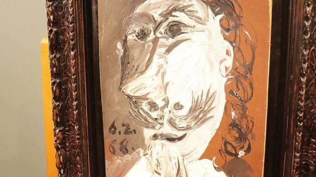 Un Picasso qui appartient à 25'000 personnes [RTS]