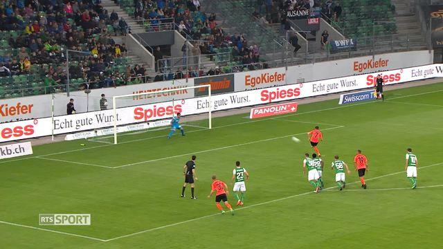 Super League: Lausanne quitte l'élite sur une belle victoire [RTS]