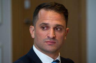 Paolo Duca, ancien joueur de l'équipe de Suisse et directeur sportif du HC Ambri-Piotta. [Benedetto Galli - TI-Press - Keystone]