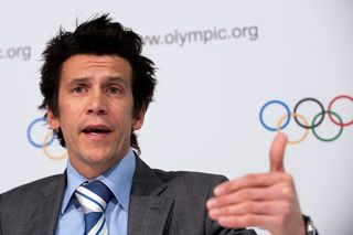 Christophe Dubi, directeur exécutif CIO pour les JO. [Dominic Favre - Keystone]