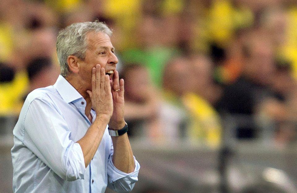 Lucien Favre va retrouver la Bundesliga. [Maja Hitij - Keystone]