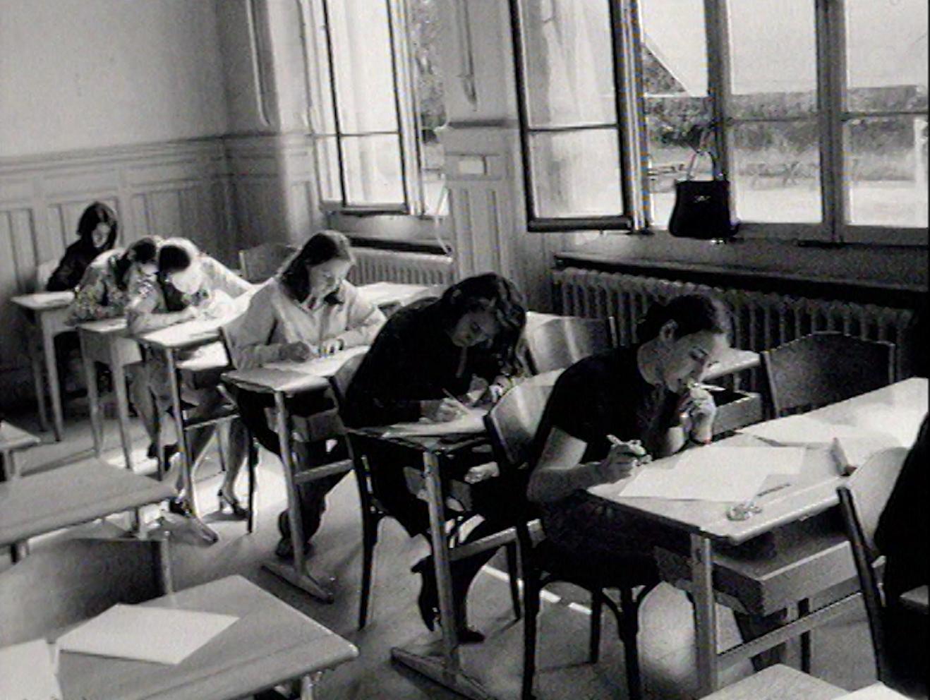 En examens