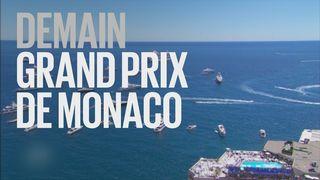 Bande-annonce: Formule 1 Grand Prix de Monaco du 27.05.2018 [RTS]