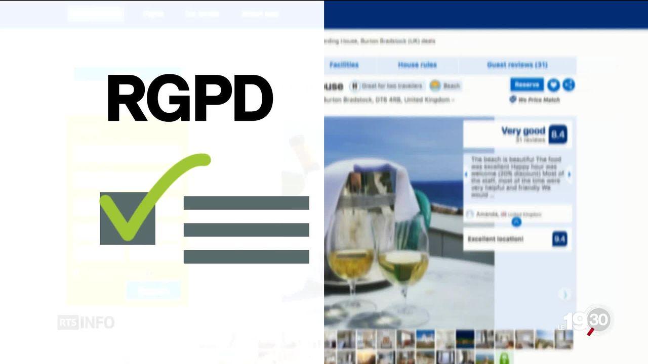 Protection des données: le nouveau règlement européen impactera les usagers suisses [RTS]