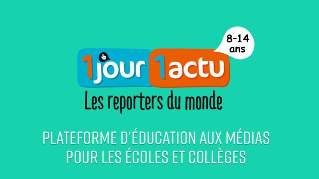 1jour1actu, les reporters du monde [www.1jour1actu.com - FranceTVinfo]