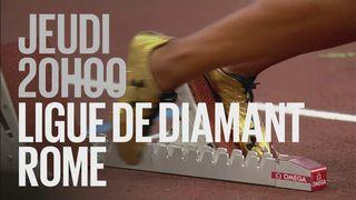Bande-annonce: Athlétisme Ligue de Diamant Rome du 31.05.2018 [RTS]