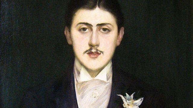 Portrait de Proust par le peintre Jacques-Emile Blanche en 1892.