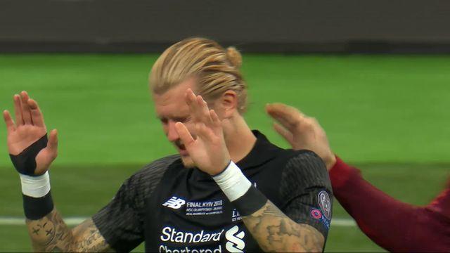 Finale, Real Madrid - Liverpool 3-1: le pauvre Karius implore ses supporters de le pardonner [RTS]