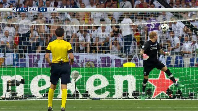 Finale, Real Madrid - Liverpool 3-1: doublé pour Bale sur une 2e bourde de Karius [RTS]