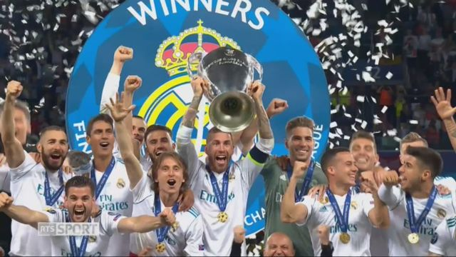 Finale, Real Madrid - Liverpool FC: le résumé du match [RTS]