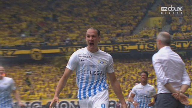 Finale, Zurich - YB 1-0, 11e Michael Frey [RTS]