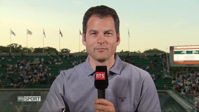 Sport Dernière - Roland Garros [RTS]