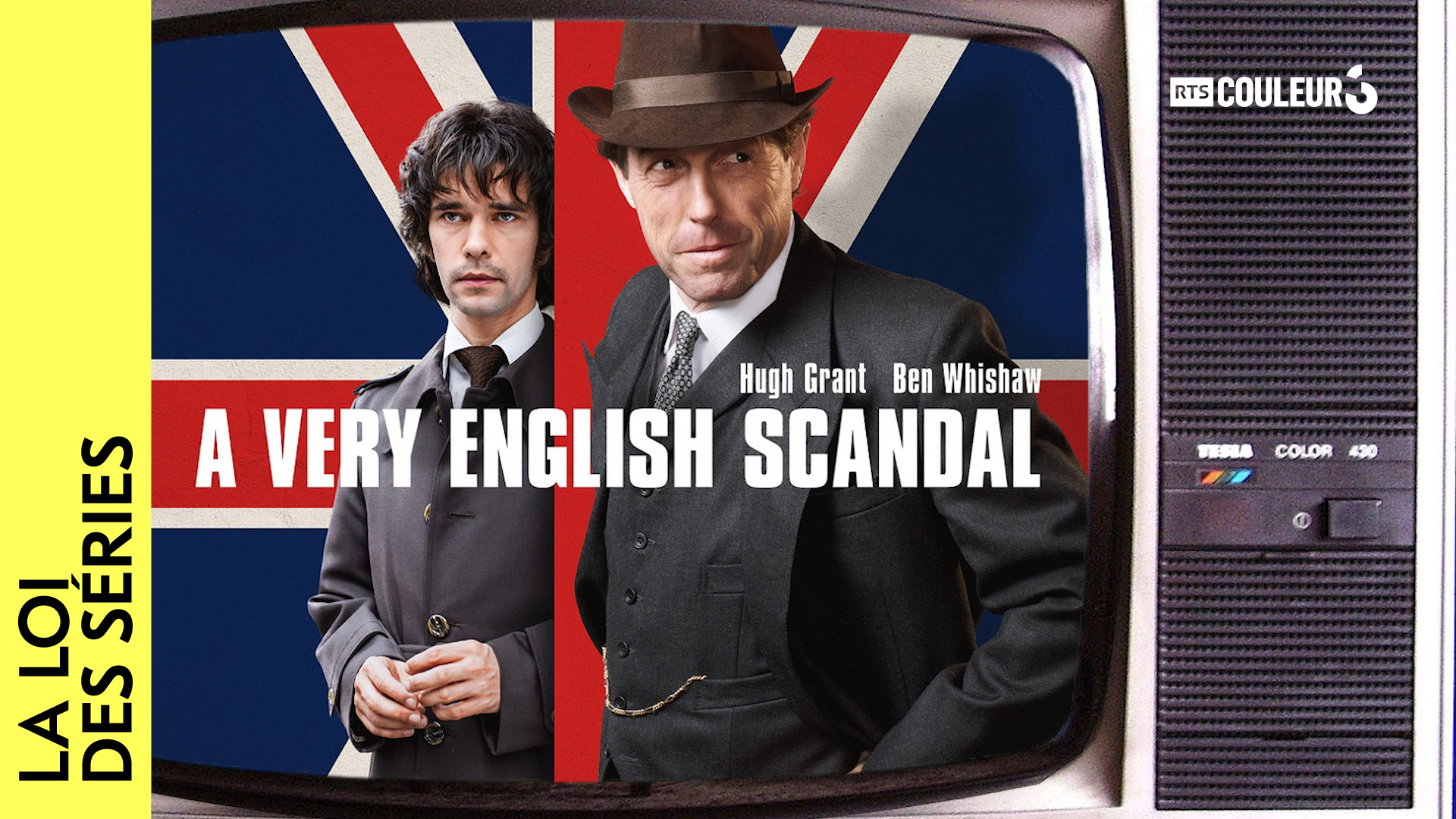 La Loi des séries - A very English Scandal.