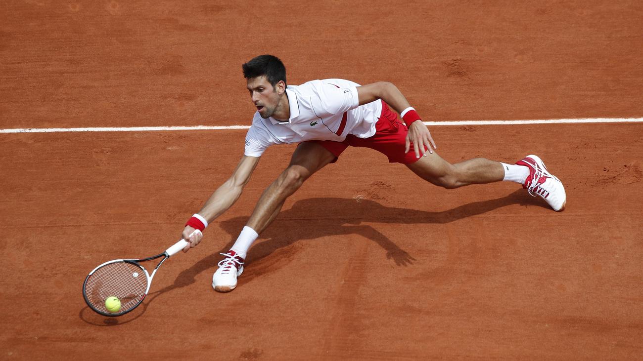 Une journée de chocs sur Orange Actualités — Roland-Garros