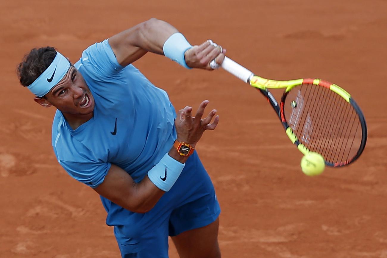 Richard Gasquet désarmé face à Rafael Nadal