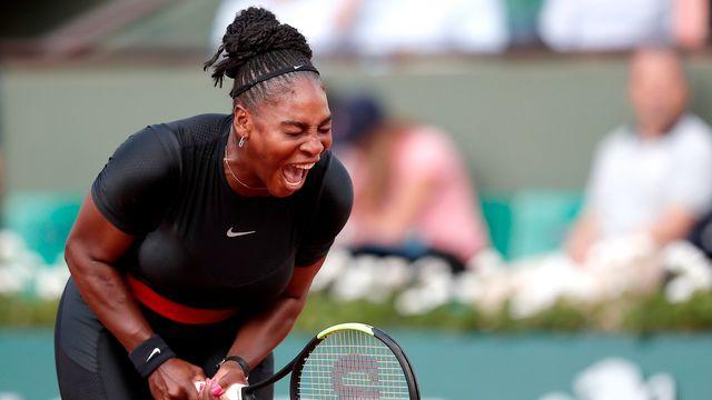 Serena Williams a dû s'employer pour venir à bout de l'Australienne. [Ian Langsdon - Keystone]