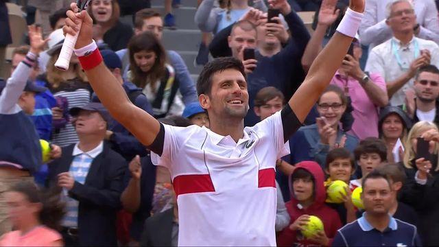 3e tour, R.Bautista Agut (ESP) – N.Djokovic (SRB) 4-6, 7-6, 6-7, 2-6: Djoko se qualifie pour les 1-8e de finale [RTS]