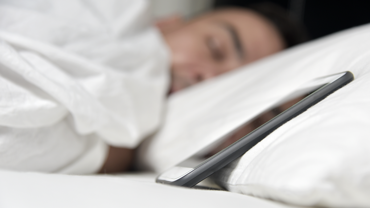 Des applications sur smartphones contre les insomnies