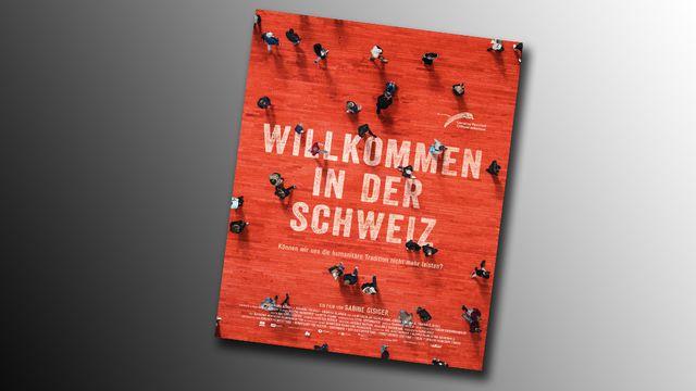 """L'affiche du film """"Willkommen in der Schweiz"""". [DR]"""