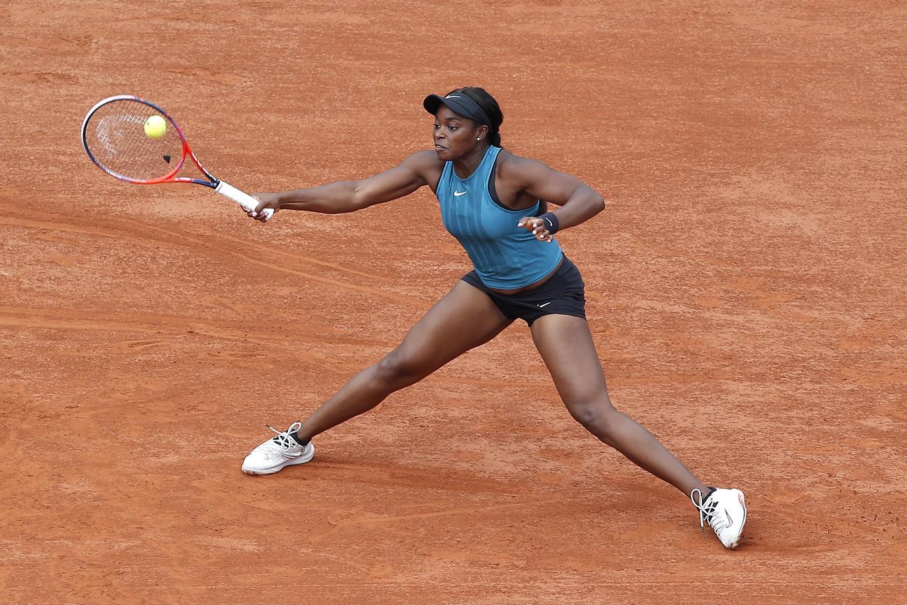 Roland-Garros 2018 : Stephens au dessus de Kasatkina pour le moment !