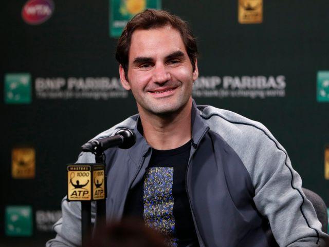 Roger Federer fait de nouveau partie du top-10. [John G.Mabanglo - Keystone]
