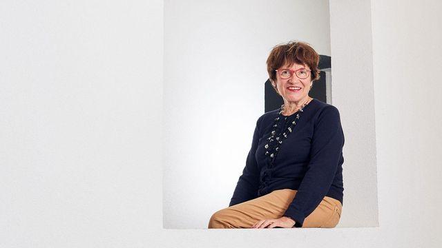 Francine Bouchet [Guillaume Megevand - lajoiedelire.ch]