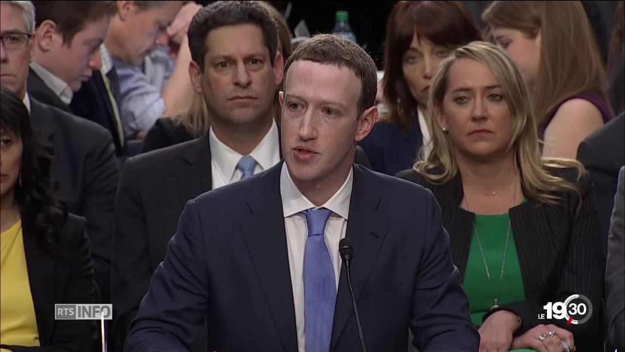 Facebook: nouveau scandale lié à l'accès aux données privées des utilisateurs [RTS]